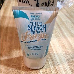 'Tis the Season to be Freezin Hand Cream NEW!!